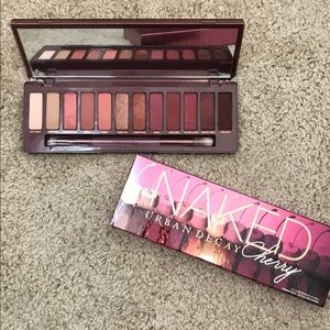 Urban Decay Naked Cherry Palette.